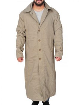 Peaky-Blinders Trench Coat, Trench Coat For Men