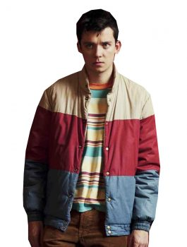 Sex Education Asa Butterfield Jacket