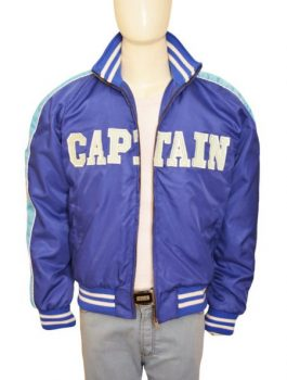 Captain Bomber Jacket, Suicide-Squad Jacket.