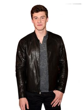 Brooklyn Beckham Biker MTV VMA Jacket