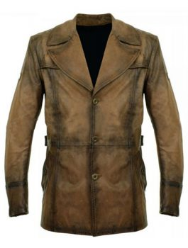 Batman Justice Coat, brown Coat