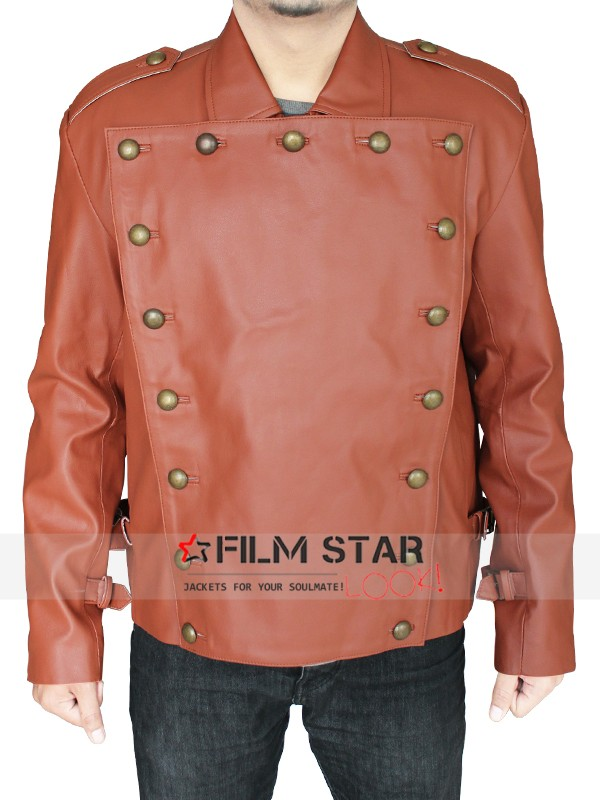 Bill Clifford The Rocketeer Jacket