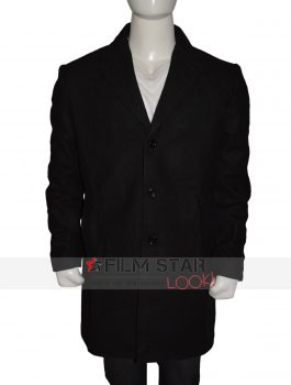 PETER CAPALDIA 12 DOCTOR WHO COTTON COAT