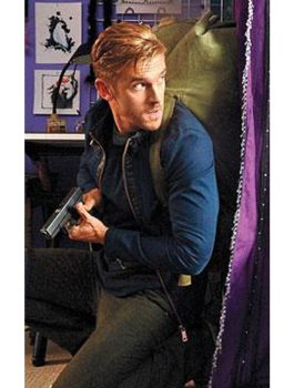 Movie The Guest Dan Stevens Jacket