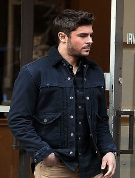 Zac Efron That Awkward Moment Jacket