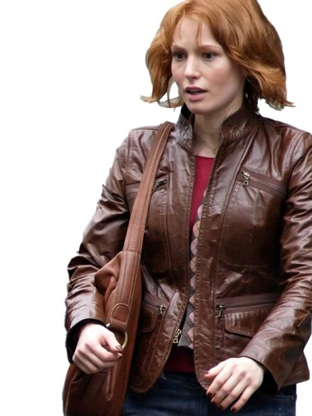 Minutes Alicia Leather Jacket, Leather Jacket For Women