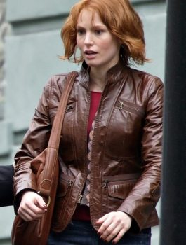 88 Minutes Movie Leather Jacket