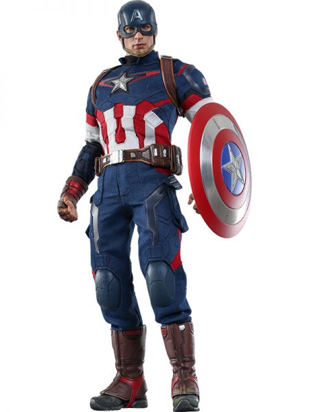 Captain America Jacket, Movie Jacket