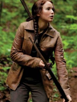 Katniss Everdeen Hunger Game Jacket