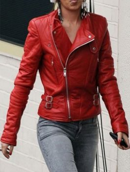 SANTA CLAUS CHERYL COLE INSPIRED JACKET