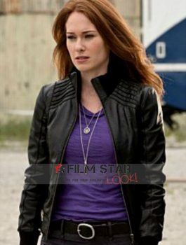 The Flash Plastique Bette Sans Souci Jacket