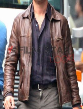 DiCaprio Leather Jacket
