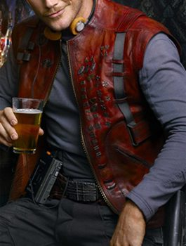 Guardians Of The Galaxy Vest