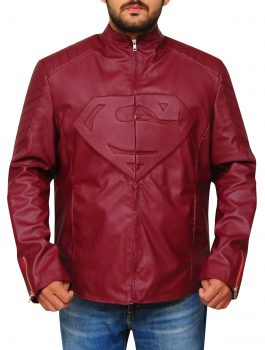 Smallville-Leather-Jacket