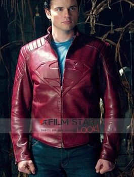 Superman Smallville jacket Filmstarlook