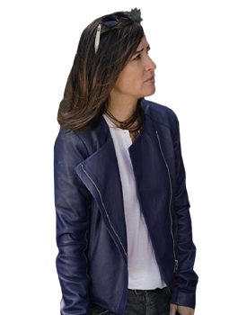 Better Things Pamela Adlon Leather Jacket