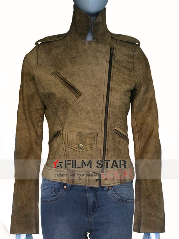 Furious 7 Letty Ortiz Michelle Rodriguez Jacket