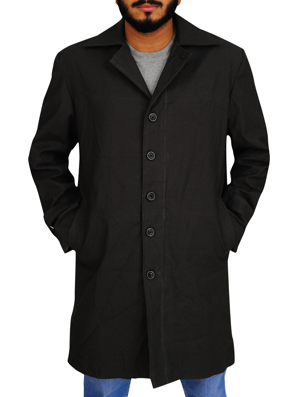 Jason-Statham-Cotton-Coat