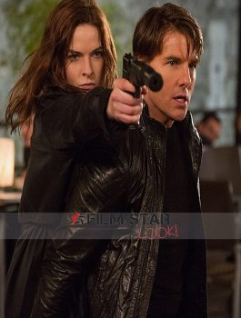 Mission Impossible 5 Tom Cruise Jacket