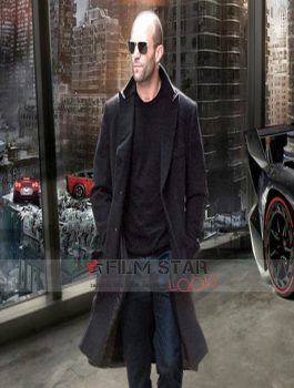Fast and Furious 7 Jason Statham Coat