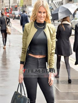 Danielle Armstrong Jacket