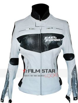 Fast And Furious 7 Women Jacket