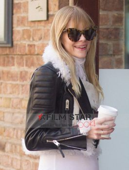 Jaime King Black Jacket