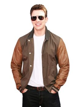 Chris Evans MTV Awards Jacket