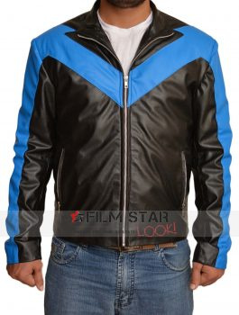 The Witcher 3 Danny Shepherd Nightwing Jacket