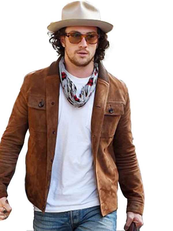 suede leather jacket for men, jacket for men