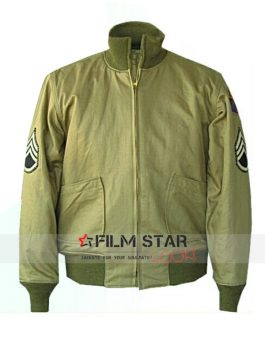 Brad Pitt World War 2 fury Cotton Jacket