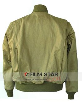 Brad Pitt World War 2 fury Jacket