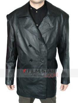 Adam Jensen Human Revolution Trench Coat