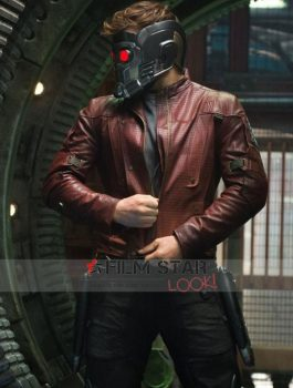 Star Lord Guardians Jacket
