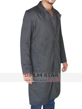 Mission Impossible 5 Solomon Lane Sean Harris Black Coat