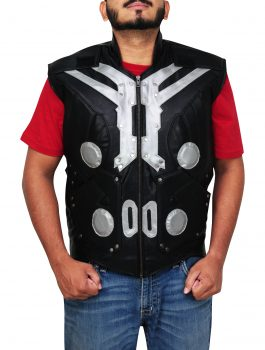 Thor-The-Avengers-Leather-Vest