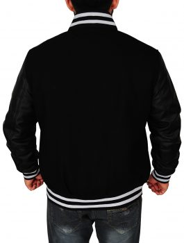 David Letterman , talk show , social club , LETTER JACKET