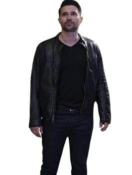 Agents of Shield Leather Jacket, Jacket For Men
