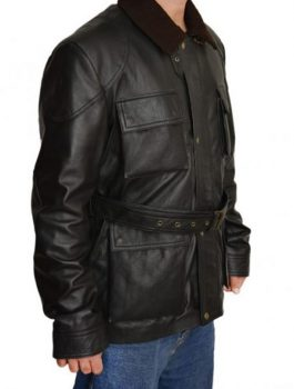 Tom Hardy Bane Black Jacket, Jacket For Men