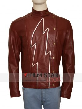 Teddy Sears The Flash Jay Garrick Jacket
