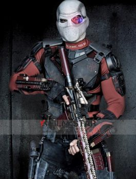 Suicide Squad Will Smith Costume Jacket