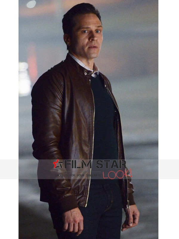 Castle Seamus Dever Brown Jacket