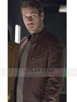 Flash S2 Hawkman Leather Jacket