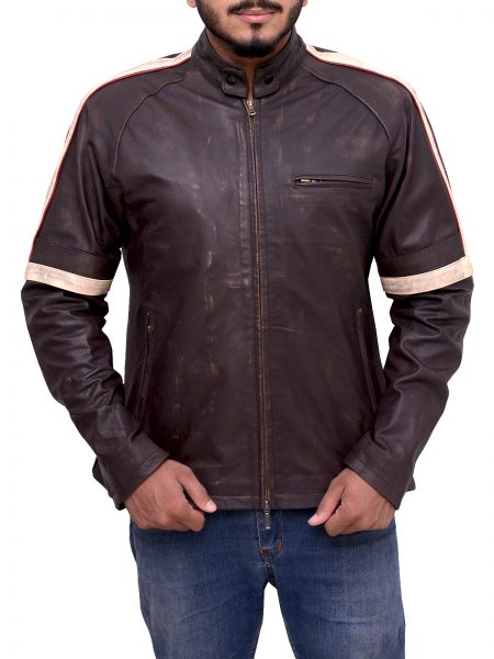 Tom Cruise Leather Jacket, Leather Jacket for men