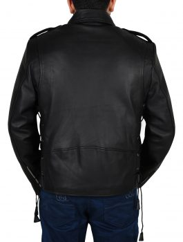 Triple-H-Black-Leather-Jacket