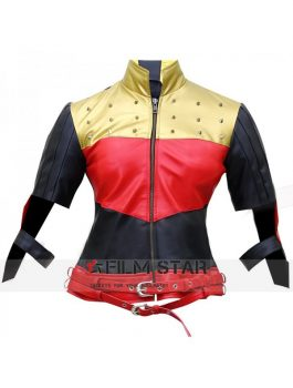Punk Harley Quinn Outfit