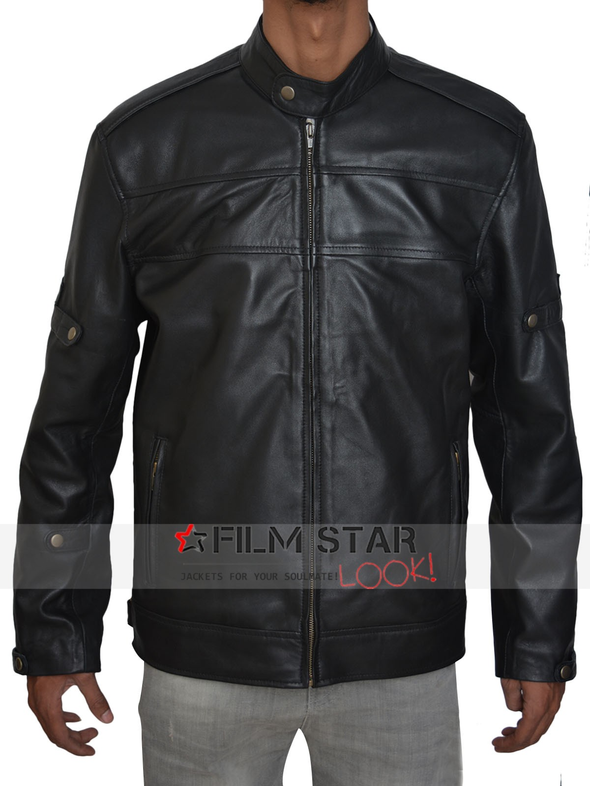 TV Series Arrow Oliver Queen leather Jacket
