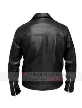 Stylish Apollo Bomber Leather Jacket