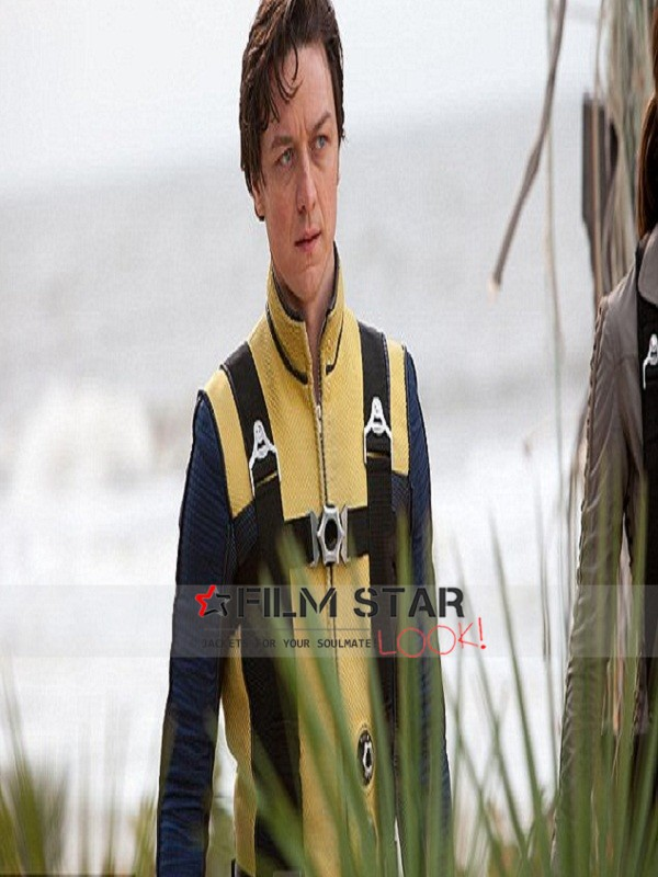 X-Men First Class James McAvoy Jacket