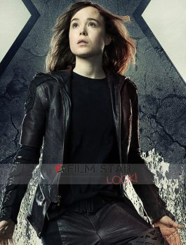 Ellen Page X-Men Days Of Future Past Kitty Pryde Stylish Jacket